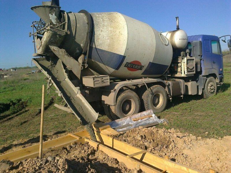 бетон на заказ